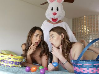 """Alex Blake,Lily Adams"" Creampie Surprise"
